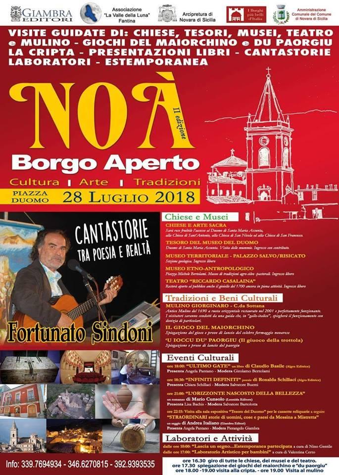 NOA' BORGO APERTO DI NOVARA DI SICILIA